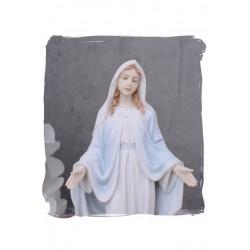 Statueta din ceramica cu Fecioara Maria