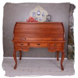 Secretaire Art Nouveau  din lemn mahon