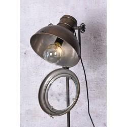 Lampa industriala  de podea cu un bec Edison