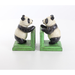 Set doua opritoare de carti cu ursi panda