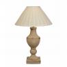 Lampa ornamentala de masa din rasini