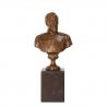 Ministrul Serghei. Y. Witte- statueta din bronz pe soclu din marmura