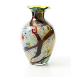 Vaza din sticla Murano