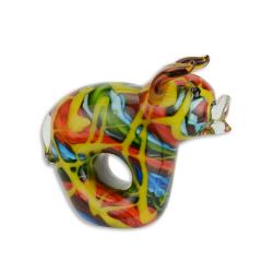 Porc - figurina din sticla Murano