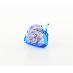 Melcusor- miniatura din sticla Murano