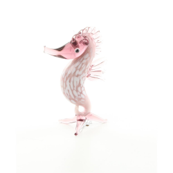 Calut de mare- miniatura din sticla Murano
