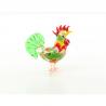 Cocosel- miniatura din sticla Murano