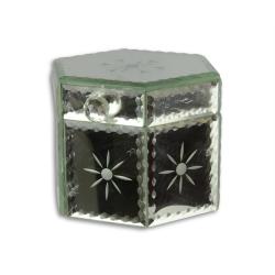 Cutie din cristal venetian