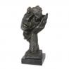 Alinare- statueta din rasini pe un soclu din marmura