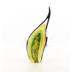 Peste inger - figurina din sticla Murano