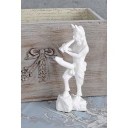 Statueta din rasini cu un satir