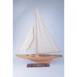 Macheta din lemn a navei EDEAVOUR