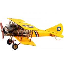 Model de elicopter galben