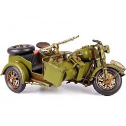 Model de motocicleta militara