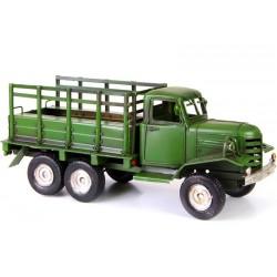 Model de masina militara verde
