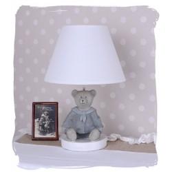 Lampa de masa cu un ursulet