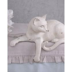Decoratiune cu o pisica