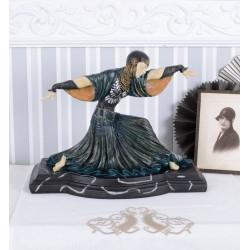 Statueta cu o femeie Chiparus