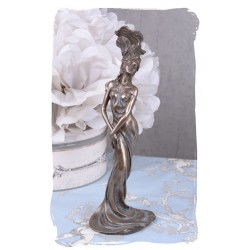Sfesnic Art Nouveau cu o femeie