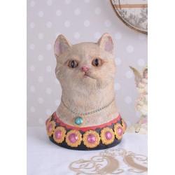 Decoratiune pisica din rasini