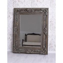 Oglinda baroc argintie
