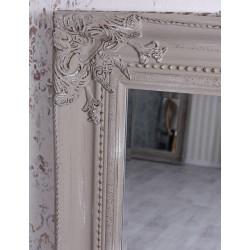 Oglinda Shabby Chic grey antichizata