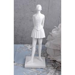 Statueta nostalgica cu o balerina