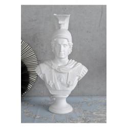 Bust Alexandru cel mare-statueta nostalgica din rasini