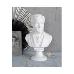 Bust Wagner-statueta nostalgica din rasini