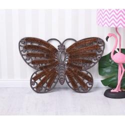 Suport pentru picioare cu un fluture