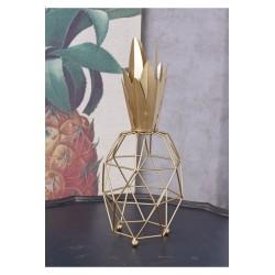 Decoratiune din alama cu un ananas